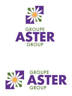 Logo, Groupe Aster Group