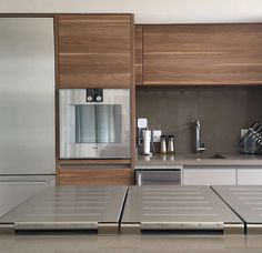 Gaggenau 400 Series Kitchen