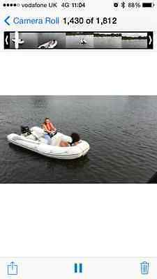 Inflatable Sailing Dinghy Ebay