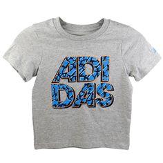 Adidas Kids 4-7x Neon Tee - Boys