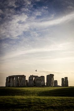Stonehenge at Sunset [1706x2560][OC] via Classy Bro