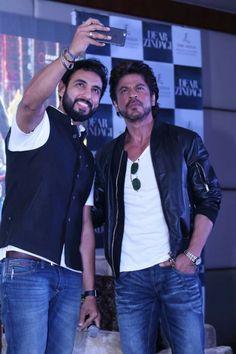 SRK, King Khan, Shahrukh Khan  #DearZindagi