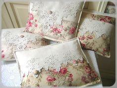 pillow from linens