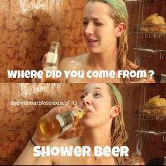 Jenna Marbles: how girls take a shower