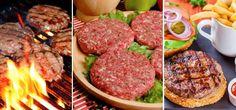 Cómo preparar carne para hamburguesas caseras en 3 pasos