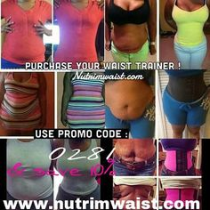 bbac8495c7e Do you want to get slim quick  Order your waist trainer today and save 10