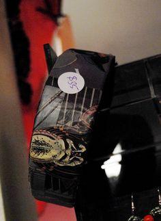 Batman VS Predator headband    Available at Missconstrued Boutique  (also available online by request)  http://facebook.com/robotrowboatdesigns  info@robot-rowboat.com