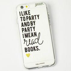 Capinha para celular Leia Livros