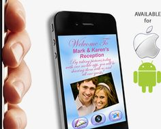 Wedding Photo Sharing App for your Wedding Guests to take and share photos of your Big Day!