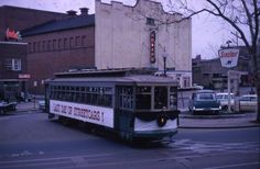 near the Howard Theatre. I think this is early to mid 60's