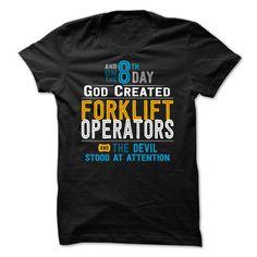 Forklift Operator T-Shirts, Hoodies. GET IT ==►…