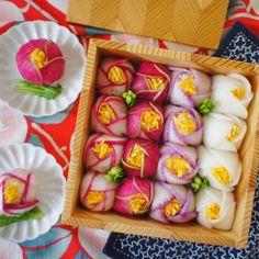 Bento, Raw Food Recipes, Asian Recipes, Cute Food, Good Food, Sushi Cake, Fruit Sushi, Japanese Food Sushi, Work Meals