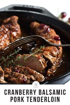 Pork Tenderloin Recipes, Pork Chop Recipes, Meat Recipes, Cooking Recipes, Healthy Recipes, Roast Brisket, Game Recipes, Beef Tenderloin, Gourmet