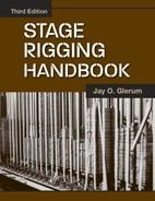 Stage Rigging Handbook, Third Edition $32.00 http://www.amazon.com/Stage-Rigging-Handbook-Third-Glerum/dp/0809327414/