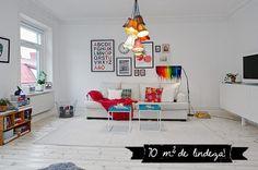 Truques pro apartamento parecer maior II - dcoracao.com - blog de decoração
