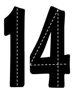 Verkeerscijfer 14