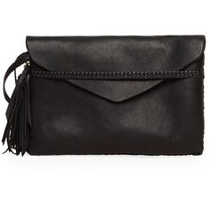 Wendy Nichol Midnight Rider Clutch ($518) ❤ liked on Polyvore