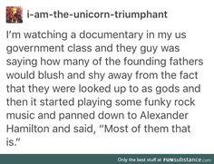 Alexander Hamilton, History Memes, History Facts, Funny History, Musical Theatre, Theatre Nerds, Theater, Hamilton Lin Manuel Miranda, Aaron Burr