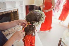 Knallbunte Hochzeit mit Flamingos in Hampton Court von Cotton Candy | Hochzeitsblog - The Little Wedding Corner