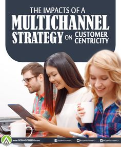 Every #CallCenter strives to deliver customer-centric services. One of the best ways to do this is to deploy a multichannel #CustomerService strategy. Here's why.