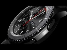 Samsung Gear S3: Official Launch Film - YouTube