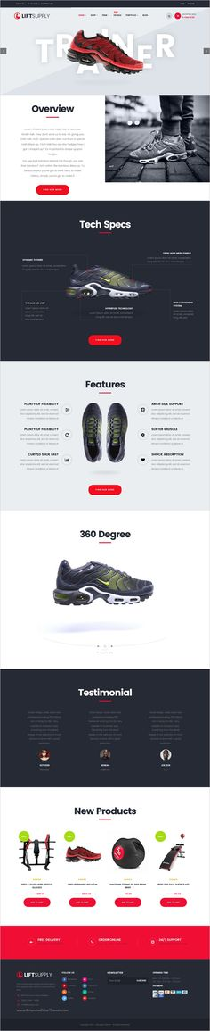 Liftsupply is a creative & powerful multipurpose @WooCommerce #WordPress theme for One Product #shoes #eCommerce website with 2 unique homepage layouts download now➯ https://themeforest.net/item/liftsupply-creative-one-product-woocommerce-wordpress-theme/16859048?ref=Datasata