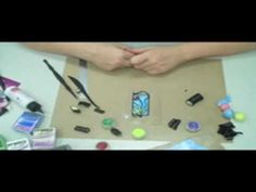 Christi Friesen on the Sculpty Premeo Channel; Translucent clay for a stained glass look. Chrisit is fun and inspiring as usual! Nice tips for controlled sparkle and supporting polymer for hanging pendant.