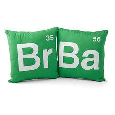 Breaking Bad Logo Plush Pillows
