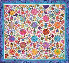 Jacks Chain Quilt – Lessa Siegele | Addicted 2 Fabric