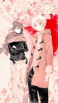 Nezumi and Shion - No.6