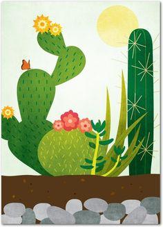 Sassy Succulents Cactus Garden    Treat.com