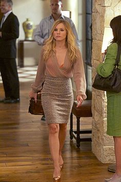 House Of Lies Jeannie Van Der Hooven always has the best clothes!
