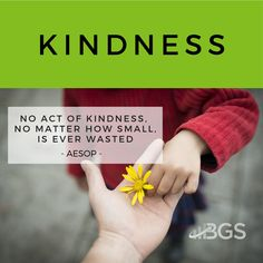 #Kindness is not often associated with #business. But, it's critical to good #leadership which impact your #businessgrowth. How's your #kindness?