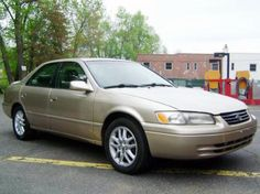 Used Toyota Camry CE '97 For Sale in CT — $3500
