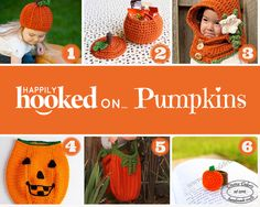 Happily Hooked on…Pumpkins! | Happily Hooked Magazine