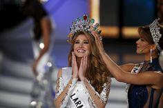 Mariam Habach, Miss Venezuela 2015
