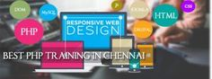 PHP is the evergreen technology helps you to create dynamic website, if you are interested to learn PHP Training in Chennai reach FITA Academy. We provide the training in such a good way that's we are the best PHP Training Institute in Chennai. When people come to our institute to enroll, Our trainers give them a free demo class so that you can easily understand what we covered and what are the concepts we provide during the training session. http://www.fita.in/php-training-in-chennai/
