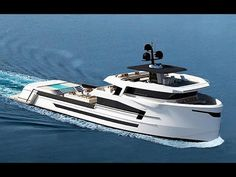 Yachts For Sale by Denison Yacht Sales. Search worldwide Yachts for sale. Yacht For Sale, Boats For Sale, Camper Boat, Yacht Broker, Super Yachts, Exterior Design, Venice, Ocean, Water