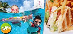 B Nayar en La Cruz de Huanacaxtle - $199 en lugar de $400 por 1 Pase de Día + 1 Club Sándwich + 1 Margarita de Sabor, 1 Cerveza ó 1 Limonada + Uso de Kayak. Click: CupoCity.com