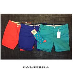 #ss #ss2016 #shorts #bermudas #colourful