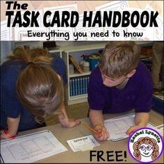 Task Card Handbook: