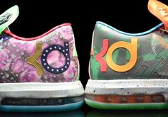 """The Nike """"What The KD 6"""" Celebrates Kevin Durant's Best Season Yet - SneakerNews.com"""