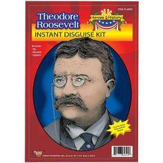 Theodore Roosevelt Costume Kit Forum Novelties Inc.. $12.99