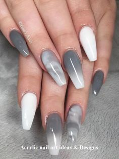 So cute gray marble nails design! grau So cute gray marble nails design! grau,Nageldesigns So cute gray marble nails design! grau Related Yellow Colored Acrylic Designs To Wear On Your. Marble Acrylic Nails, Summer Acrylic Nails, Best Acrylic Nails, How To Marble Nails, Marbled Nails, Colored Acrylic Nails, White Acrylics, Nails Kylie Jenner, Coffin Nails Ombre