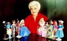 American businesswoman Ruth Handler created her now-classic Barbie Doll after seeing a German doll that had its own wardrobe and was small and plastic. She wanted to make a doll for young girls to have fun with and dress as a role model.In 1956 during a trip to Europe, Ruth Handler came across a German toy doll called Bild Lilli.  Handler reworked the Lili Dol and Barbie was born.