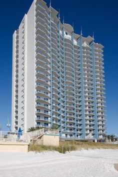 Sterling Breeze Panama City Beach Inium Al Unit 1401 Gulf Front Facing Sept Open Dates