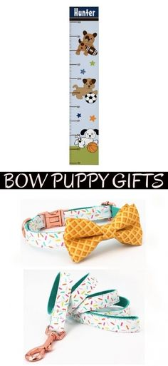 bow puppy gifts Puppy Gifts, Bows, Puppies, Accessories, Arches, Cubs, Bowties, Pup, Newborn Puppies