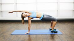 Tame Your Muffin Top With This Workout: It's time to give your love handles a little love.