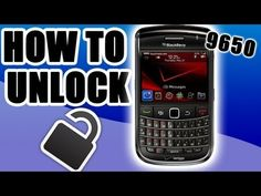 How To Unlock A Blackberry 9650 - Learn How To Unlock A Blackberry 9650