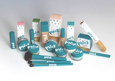 Prick Cosmetics (Student Project) on Packaging of the World - Creative Package Design Gallery
